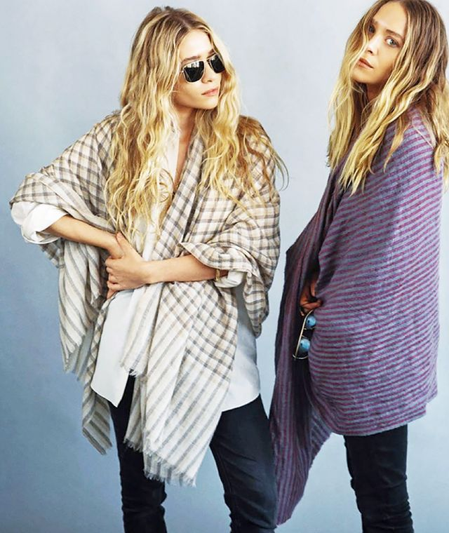 9. You've spent way too much time scheming how you can get Mary-Kate and Ashley Olsen to adopt you.