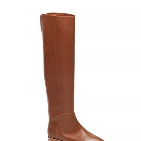Milou Flat Zip Boots