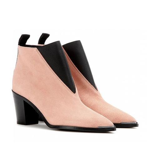 Silo Suede Ankle Boots