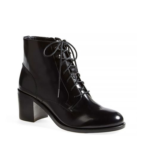 Jardin Leather Booties