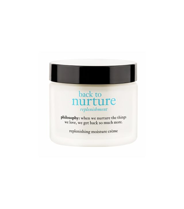 Philosophy Back To Nurture Replenishing Moisture Crème