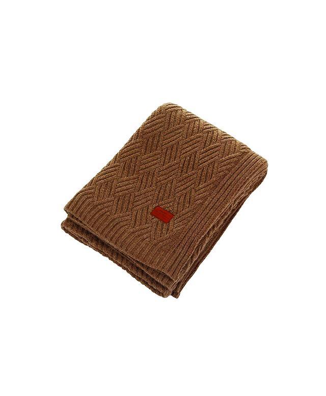 Gant Zigzag Knit Throw