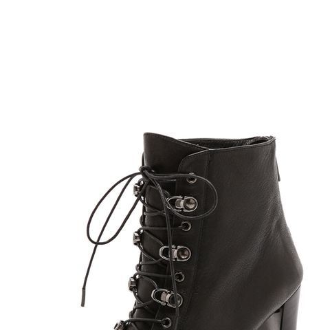Nutyra Lug Sole Booties