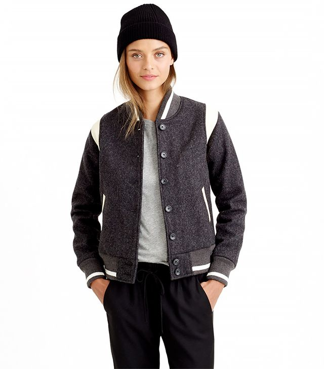 Golden Bear Sportswear for J. Crew Varsity Jacket