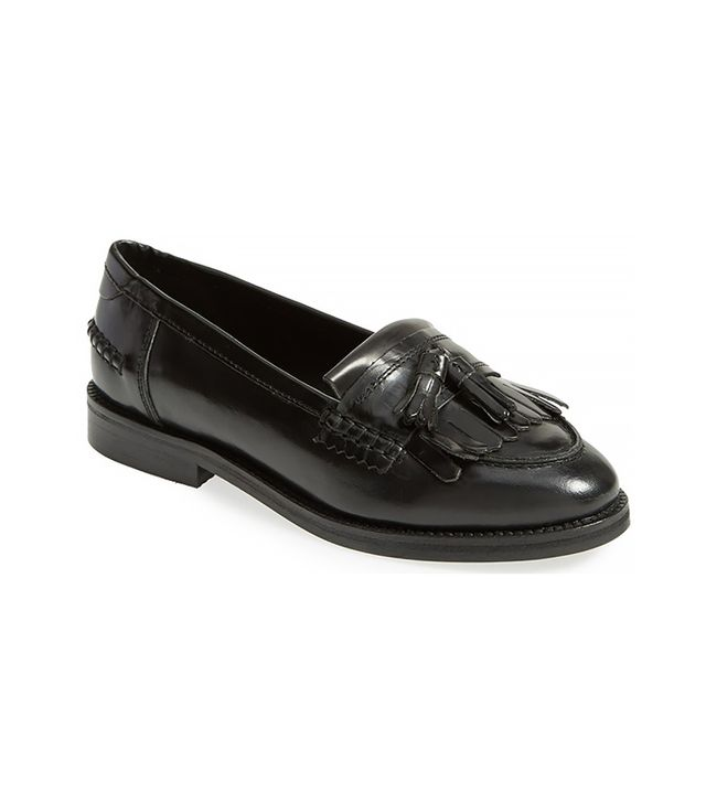 Topshop Kourtney Tassel Loafers