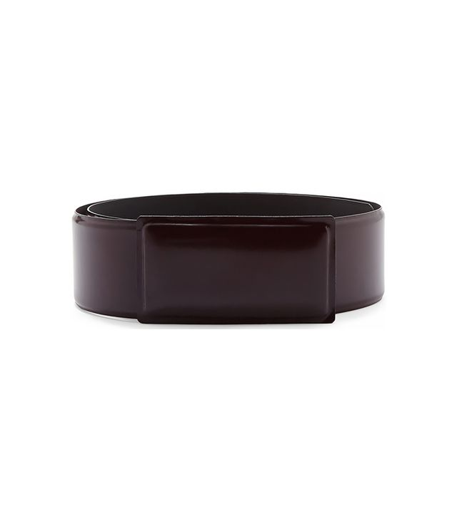 COS Wide Leather Belt