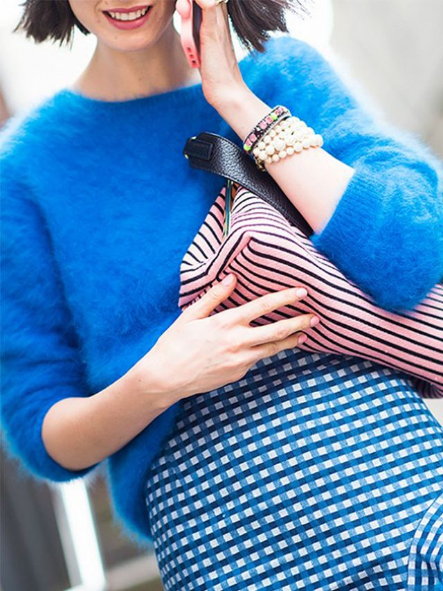 Stylehack Stop Your Sweater From Shedding In 1 Easy Step