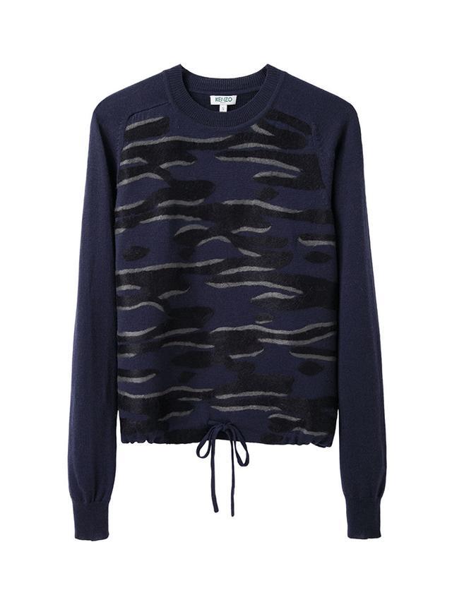 Kenzo Clouds Sweater