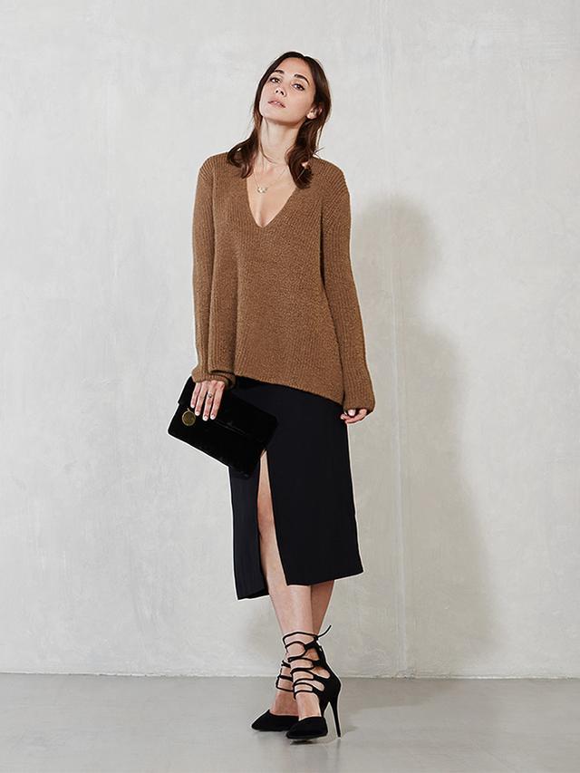 Reformation Collie Alpaca Sweater