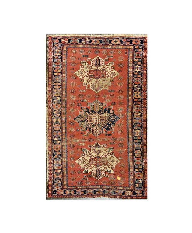 Lawrence of la Brea Turkish Rug
