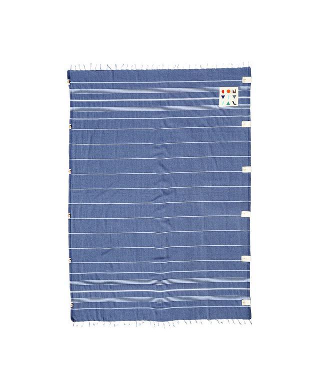 Amber Interiors Convivial Link Blanket