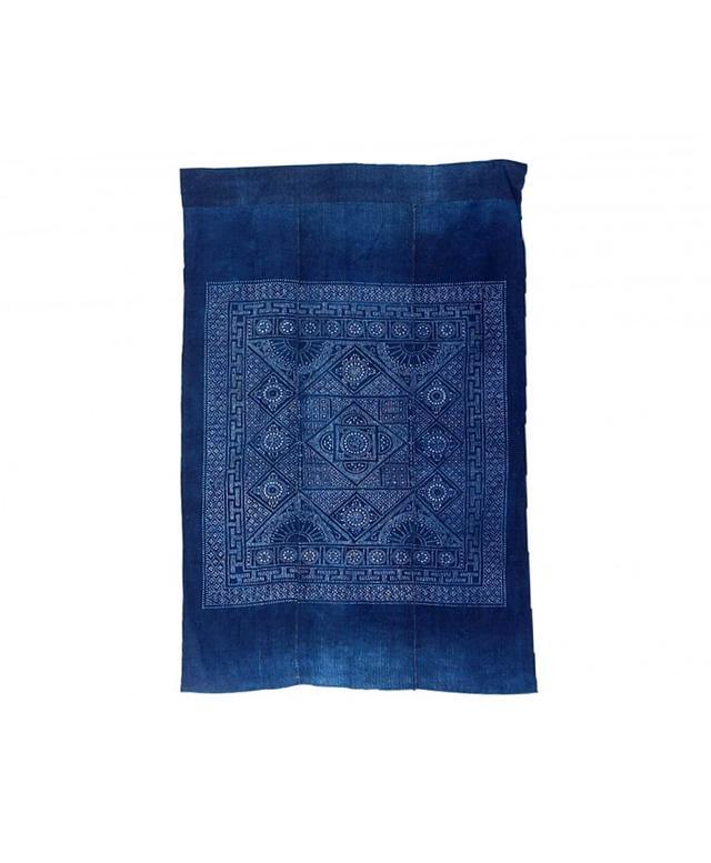 Jayson Home Indigo Dyed Batik