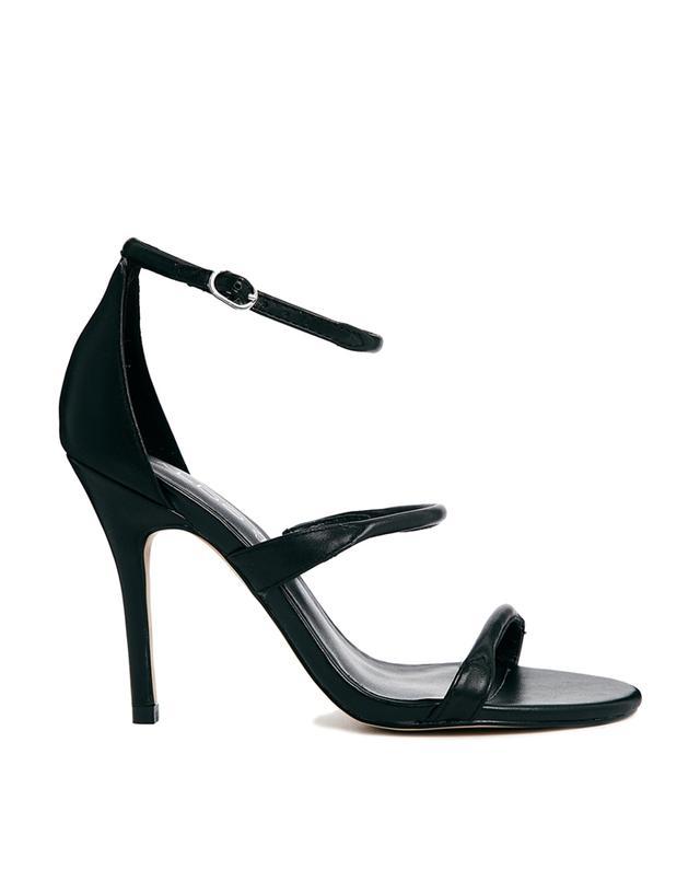 ALDO Margetts Triple Strap Heeled Sandals