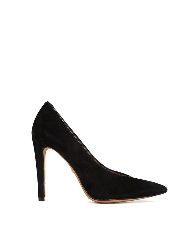 Whistles Izzy V-Cut Pointed Pumps