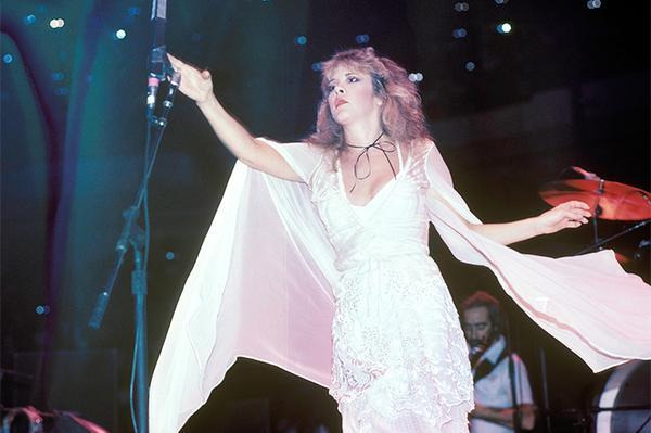 Stevie Nicks style: 1982