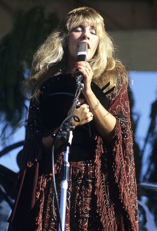 Stevie Nicks style: 1977