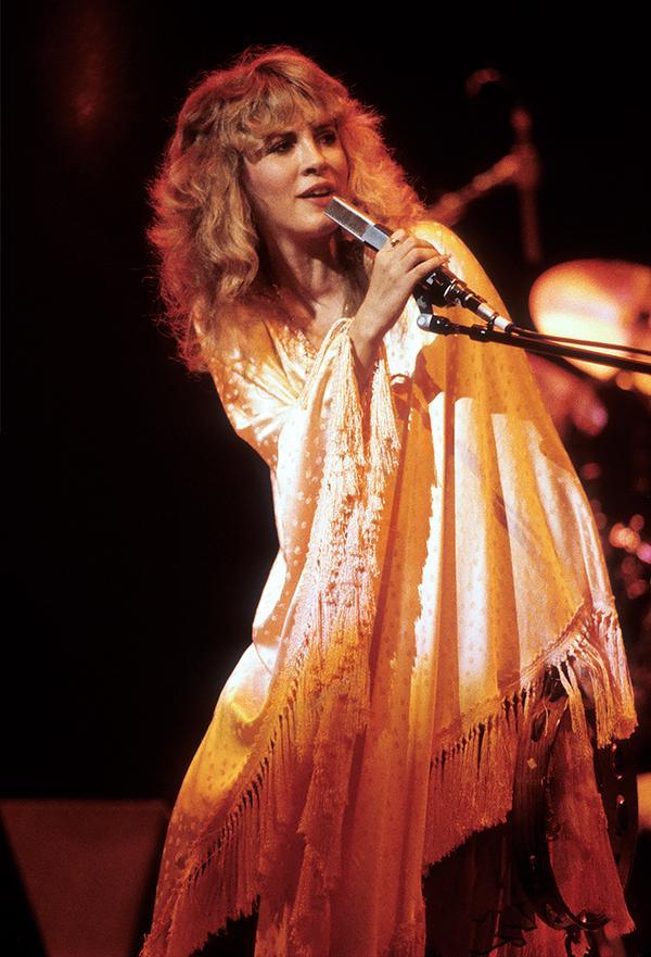 Stevie Nicks style: 1981