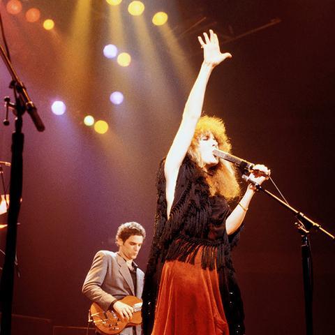 Stevie Nicks style: 1979