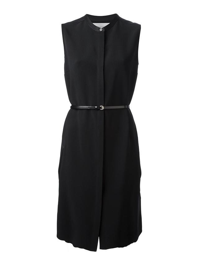 Victoria by Victoria Beckham Belted Dress