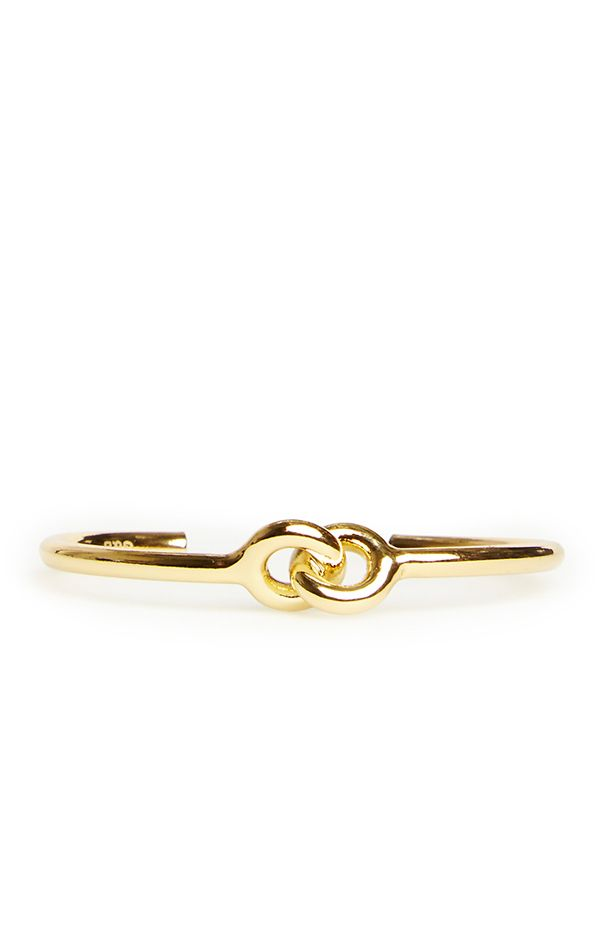 Giles & Brother Skinny Archer Cuff Bracelet