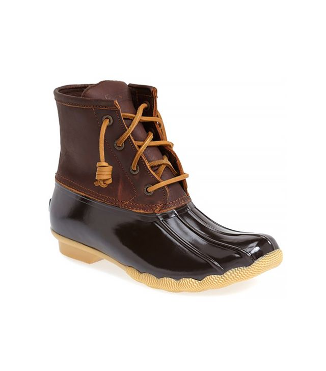 Sperry Top-Sider Saltwater Duck Boot