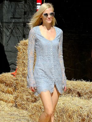 What Your Favourite Tastemakers Wear to the Pumpkin Patch
