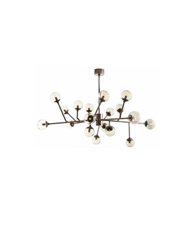 Wayfair Arteriors Dallas 18 Light Mini Chandelier