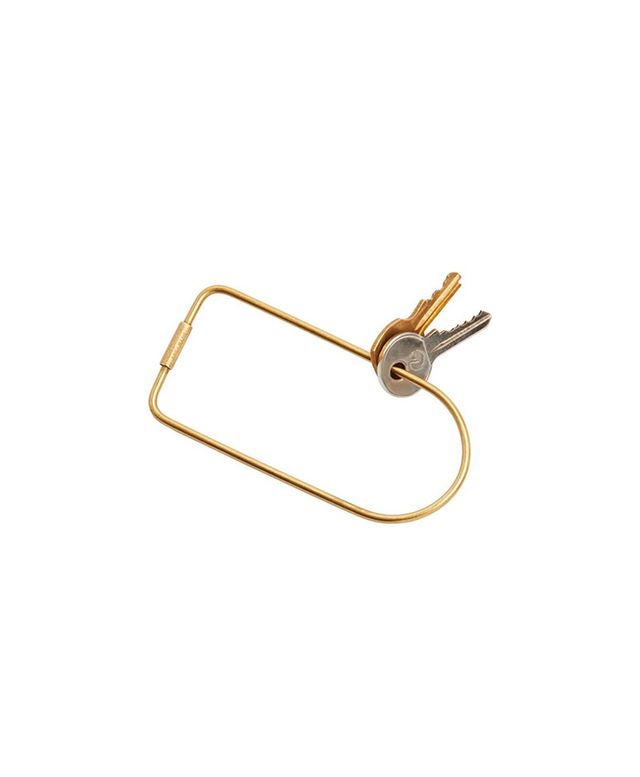 Woonwinkel Contour Key Ring