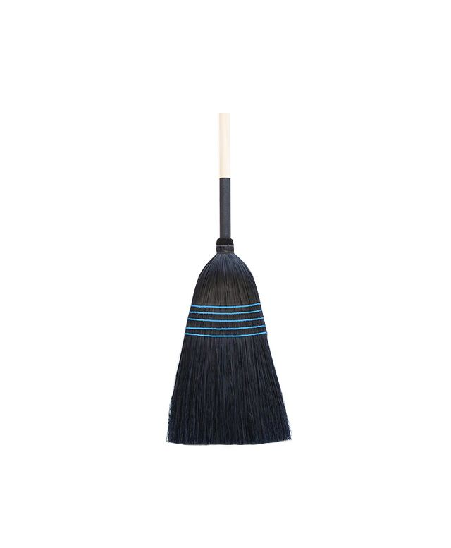 Nickey-Kehoe Black and Blue Barn Broom