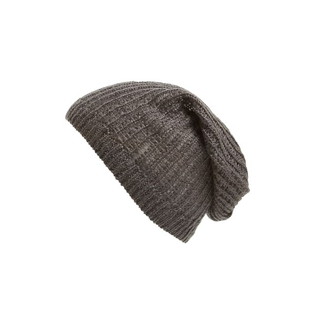 Leith Soft Slouch Beanie in Excalibur