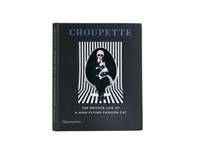 Rizzolio Choupette: The Private Life Of A High-Flying Fashion Cat by Patrick Mauries, Jean-Christophe Napias & Karl Lagerfeld