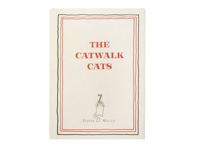 Edition 7L The Catwalk Cats by Grace Coddington and Didier Malige