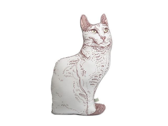 Silken Favours Cecilia the Cat Cushion