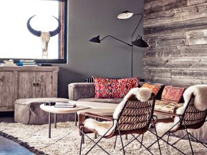 Shop the Room: A Rustic Eclectic Lounge