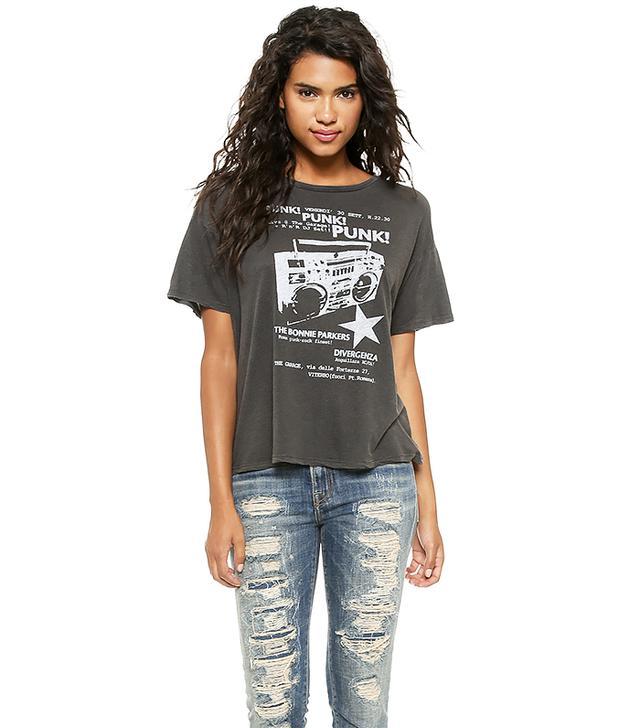 R13 Graphic Vintage T-Shirt