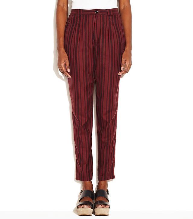 A.P.C. Striped Trousers