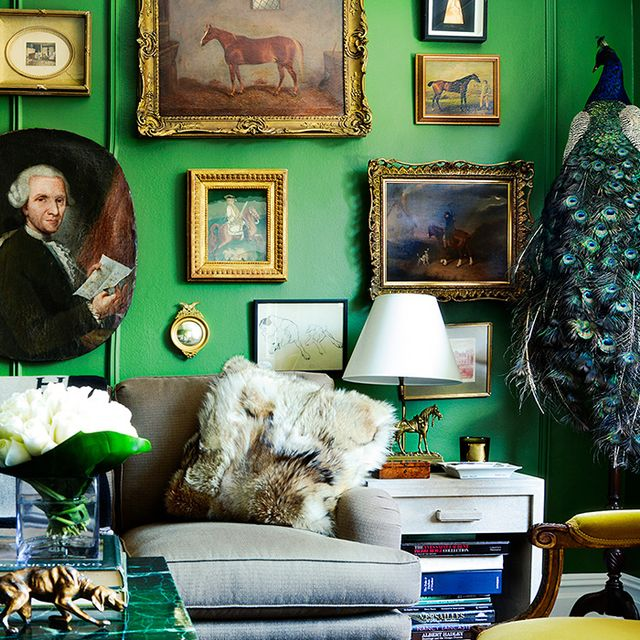 Home Tour: A Jewel-Toned Upper East Side Townhouse