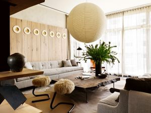 Get the Look: A Living Room Exploding with Texture