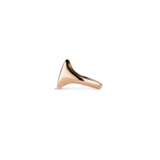 Pinky Ring in Rose Gold David Yurman