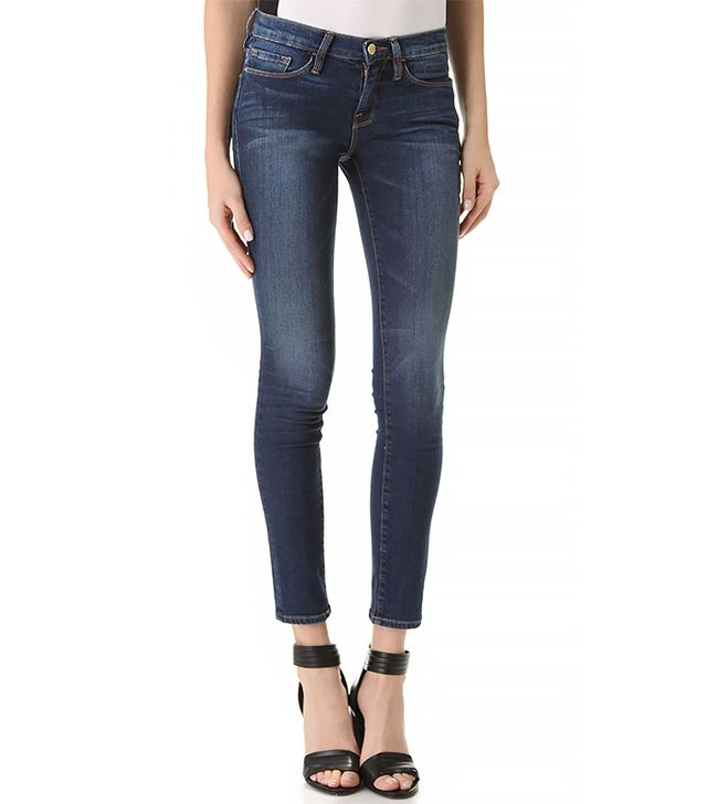 Frame Le Skinny to Jeanne Jeans