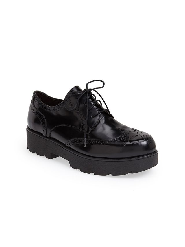 Paola Ferri Platform Oxfords