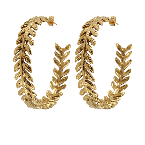 Aurelie Bidermann  Lunada Bay Earrings