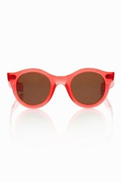 Cacharel x Cutler & Gross  Circular Lens Sunglasses