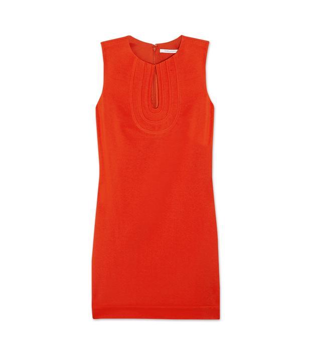 Diane von Furstenberg Kadijah Ponte Shift Dress ($345)