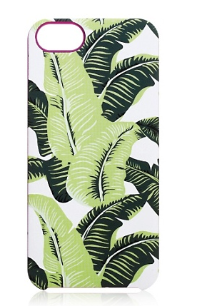 Juicy Couture Palm Leaf iPhone 5 Case