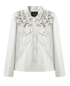 Isabel Marant Craig Elvis Leather Jacket