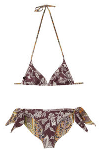 Isabel Marant Pavel Reversible String Bikini