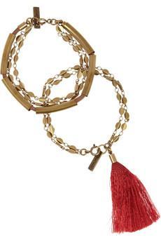 Isabel Marant Set of Two Bracelets