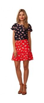 Joie  Joie Sisily Skirt