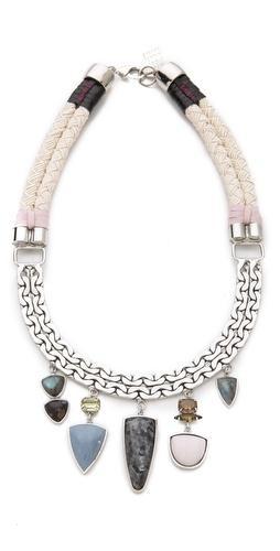 Lizzie Fortunato The Last Decade Necklace